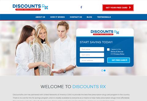 Discounts RX