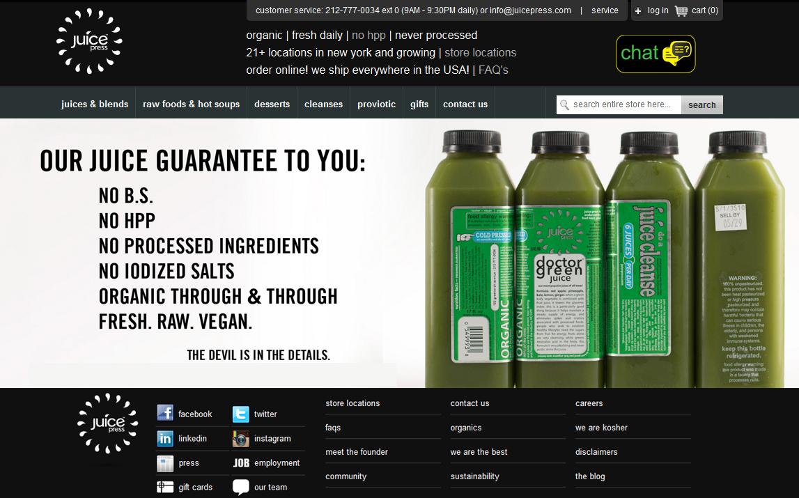 JuicePress.com